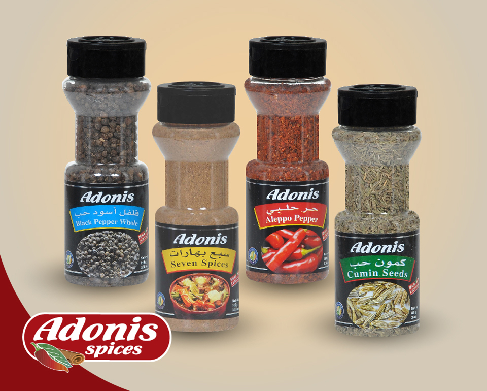 Spices Package of 100 grams